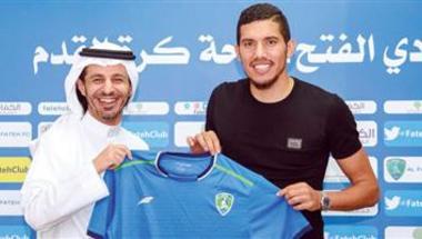 الفتح يتعاقد مع المغربي مروان سعدان قادماً من تركيا