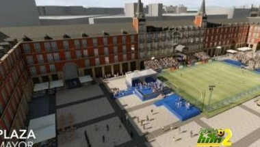 فيديو: تصميم لخطة ملعب مترو بوليتانو واندا لنهائي دوري أبطال أوروبا
