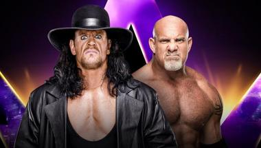 جولدبيرج يواجه أندرتيكر في WWE Super ShowDown بجدة