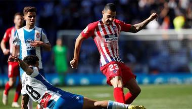 أتلتيكو مدريد يسقط بثلاثية أمام إسبانيول في الليجا