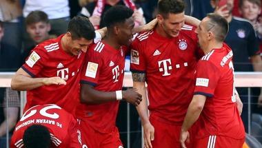 بايرن ميونيخ يتوصل إلى اتفاق لضم مهاجم جديد