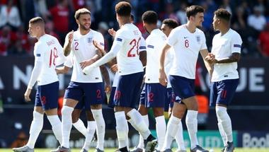 تقرير.. إنجلترا تحقق رقما تاريخيا بعد تخطي سويسرا