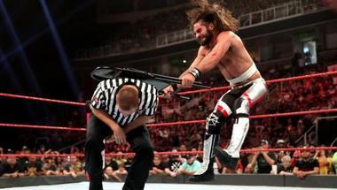 نتائج راو الكاملة : سيث رولينز يوجه غضبه تجاه سامي زين !