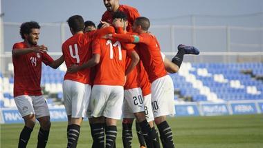 منتخب مصر الأولمبي يواجه أوزبكستان وديًا اليوم