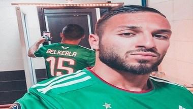 مقطع فاضح في قطر يبعد لاعب وسط المنتخب الجزائري من أمم أفريقيا - صحيفة صدى الالكترونية