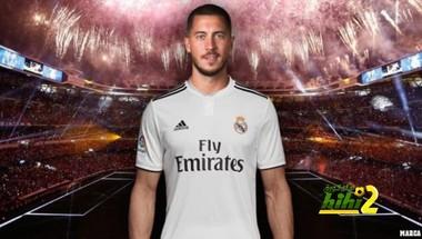 ريال مدريد يريد حفل تقديم هازارد مثل كريستيانو