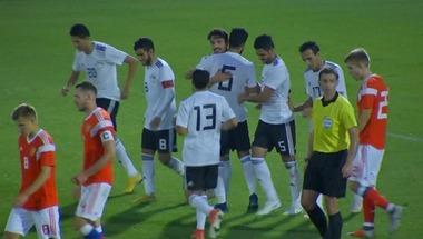 منتخب مصر الأولمبي يخسر مجددا من أوزبكستان