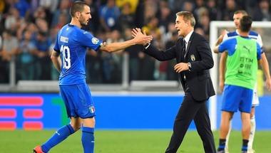 مانشيني يكشف سر فوز إيطاليا المثير على البوسنة