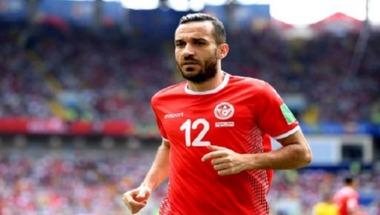 استبعاد علي معلول من قائمة منتخب تونس لأمم أفريقيا