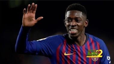برشلونة يريد التخلص من ديمبلي ويعرضه على ليفربول