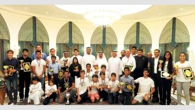 حشر آل مكتوم يعتمد أجندة «تنس الإمارات» لموسم 2019-2020