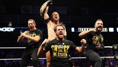 NXT تيك أوفر XXV :  النتائج الكاملة .. ليلة لا تنسى لآدم كول!