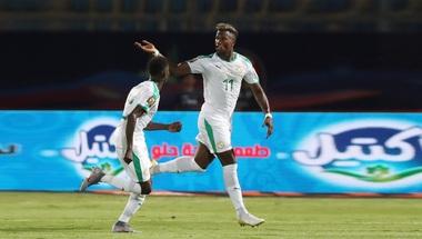 السنغال تستعرض عضلاتها وتنذر الخضر - الشباك الرياضي