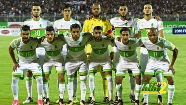 عاجل : التشكيلة الرسمية لمنتخب الجزائر ضد كينيا
