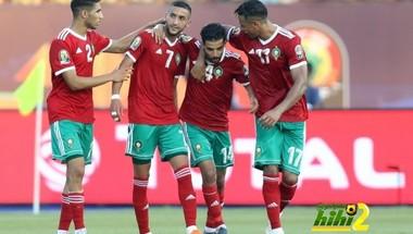 تصريحات بوصوفة رجل مباراة المغرب و نامبيا