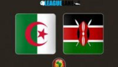 هدف الجزائر الاول ( الجزائر X كينيا ) كأس الأمم الأفريقية
