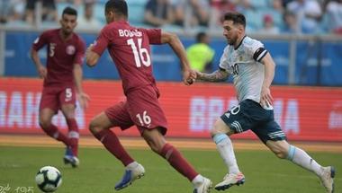 كوبا أمريكا.. الأرجنتين تتأهل على حساب قطر - 195 سبورتس