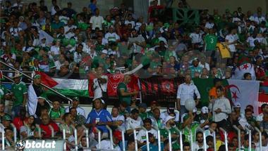 وزير الرياضة يحضر مباراة الجزائر وكينيا في كأس الأمم الإفريقية