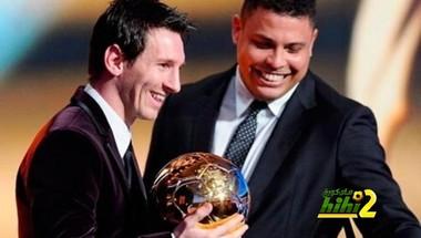 رونالدو البرازيلي يدافع عن ميسي