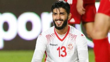 نجم منتخب تونس يشيد بجماهير الزمالك