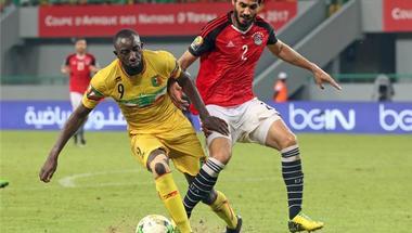 موسى ماريجا رجل مباراة مالي وتونس في كأس أمم إفريقيا