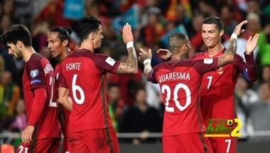 رونالدو يقود المنتخب البرتغالي أمام سويسرا في نصف نهائي دوري الأمم الأوروبية