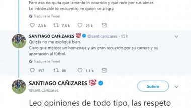 وفاة أنتونيو رييس تتسبب في انتقادات لاذعة لـ كانيزاريس !
