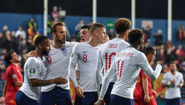 إنجلترا تخطف برونزية دوري الأمم الأوروبية بركلات الترجيح - بالجول