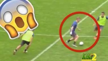 فيديو: أوديجارد يتلاعب بزميله بروعة في الظهور الأول بتدريبات ريال سوسيداد
