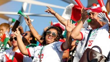جماهير مدغشقر تتفاءل بمواجهة تونس في ربع النهائي الأفريقي