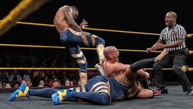 نتائج NXT الكاملة: ستريت بروفيتس يشعلون المنافسة على لقب التاج تيم