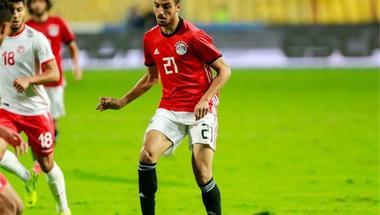 المقاولون يفسر سبب توقف مفاوضات الأهلي لضم طاهر محمد طاهر