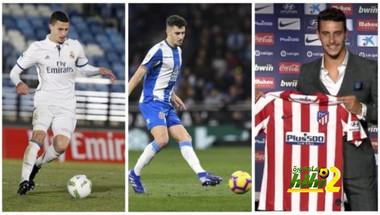 كيف سيستفاد ريال مدريد من انتقال هيرموسو لأتلتيكو ؟