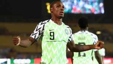 إيجالو مهاجم نيجيريا يحقق رقما غائبا بأمم أفريقيا منذ 2010