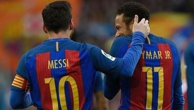 نيمار : ميسي أفضل لاعب في العالم