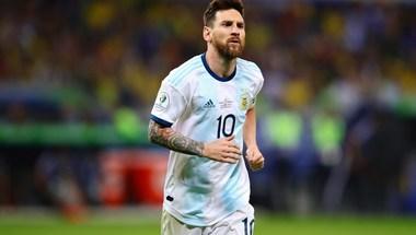 ميسي يعتذر لاتحاد أمريكا الجنوبية - بالجول