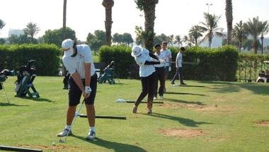منتخبات الغولف تختتم معسكر إيرلندا بمشاركة  35 لاعباً ولاعبة