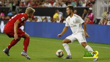 بايرن ميونخ يفرض التقدم في الشوط الأول على ريال مدريد