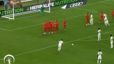 هدف ريال مدريد العالمي في مرمى بايرن ميونخ - بالجول