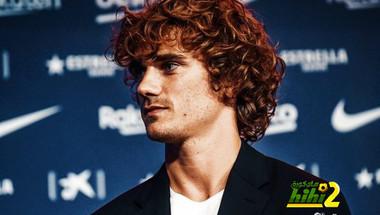 غريزمان : بكيت بشدة بعد إتمام انتقالي إلى برشلونة