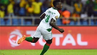 رسميًا.. الإسماعيلي يتعاقد مع مهاجم منتخب غينيا بيساو