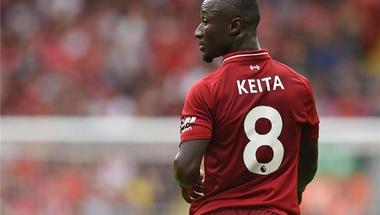 """""""ميرور"""" تكشف خبرًا سارًا لجماهير ليفربول بشأن نابي كيتا"""