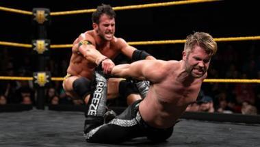 نتائج NXT الكاملة : سترونج و بريز يتألقان في الحدث الرئيسي