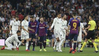 رسميا  الاتحاد الإسباني يعلن موعد كلاسيكو برشلونة وريال مدريد - بالجول