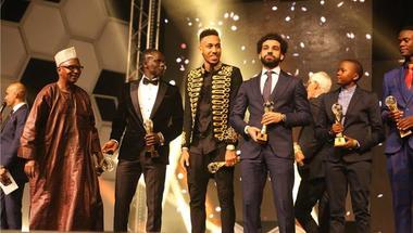 مصر تتقدم بطلب لاستضافة حفل الكرة الذهبية في إفريقيا