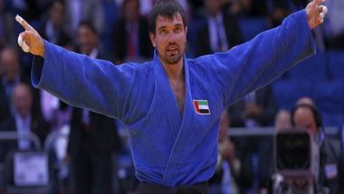 منتخب الإمارات يحرز الميدالية الفضية في بطولة العالم للجودو