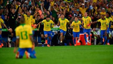 الأرقام المميزة تزين تتويج البرازيل بكوبا أمريكا