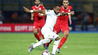 كاف يختار أفضل لاعب في مباراة تونس وغانا في أمم إفريقيا