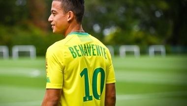 رسميا - بينافينتي يفارق بيراميدز لعيون الدوري الفرنسي - بالجول