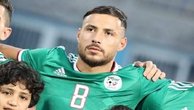 بلايلي نجم الجزائر مطلوب في الدوري البلجيكي